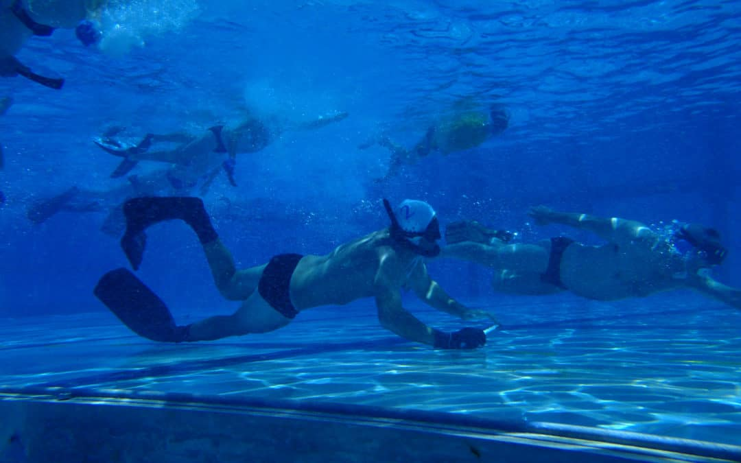 What are the benefits of playing Underwater Hockey ?